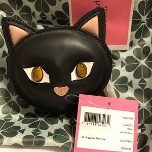 Kate Spade Cat's Coin Purse